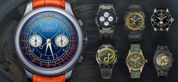 錶壇盛事:頂級鐘錶品牌齊力熱情襄助2017年Only Watch 慈善義賣會