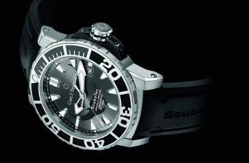 寶齊萊推出柏拉維ScubaTec魔鬼魚基金會限量潛水錶,全力支持魔鬼魚基金會保育計劃