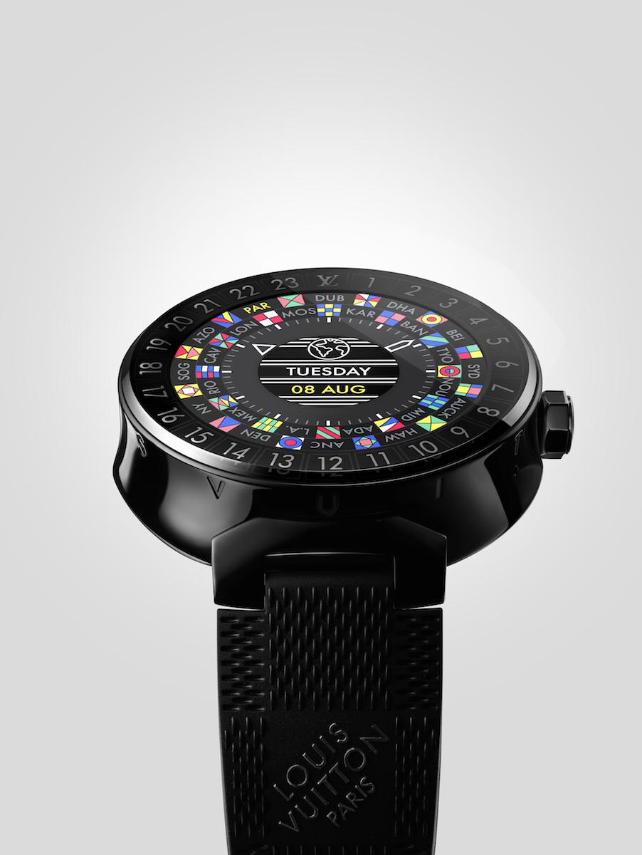路易威登跨足智慧腕錶  環球旅行最佳全能伴侶