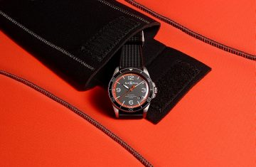 Bell & Ross Vintage Garde-Côtes海上救生員腕錶