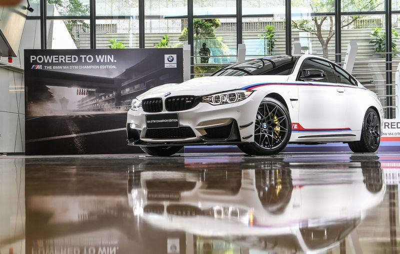 全台唯一冠軍車 BMW M4 DTM Champion Edition超剽悍