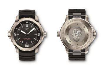 向深海經典致敬:IWC萬國錶推出海洋時計Ocean 2000三十五周年特別版腕錶