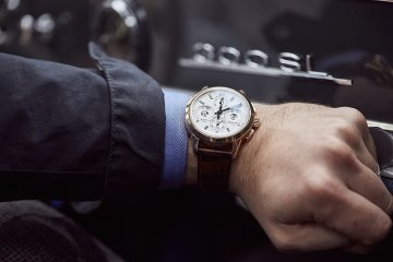 IWC萬國錶全新INGENIEUR工程師系列腕錶正式抵台