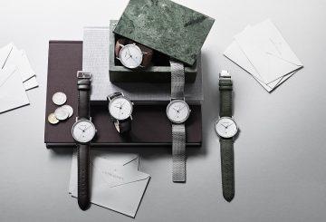 One Watch Five Looks:一支錶呈現五種樣貌,GEORG JENSEN父親節好禮推薦