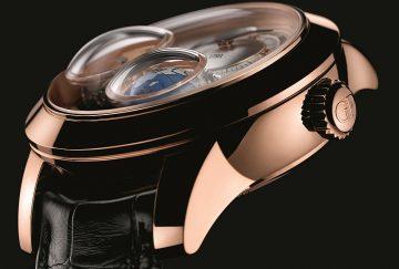 宇宙之舞:芝柏天象儀三軸陀飛輪腕錶Planetarium Tri-Axial
