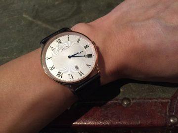 你也想來一只文青錶?看看J&V吧!