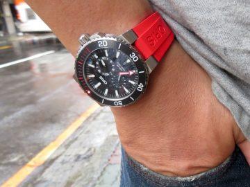 古典融入運動腕錶  創新加值日常佩戴
