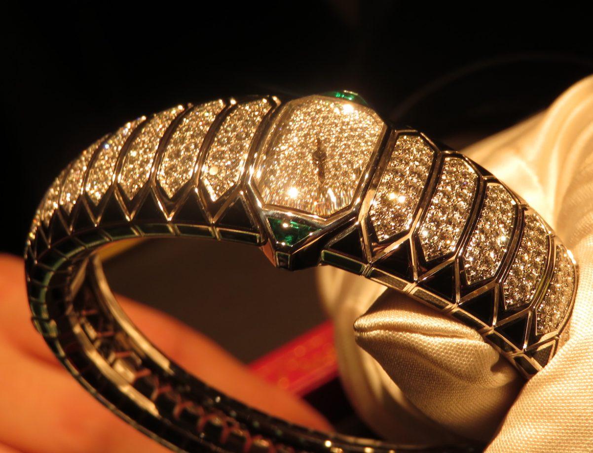 Résonances de Cartier系列頂級珠寶鑽石腕錶