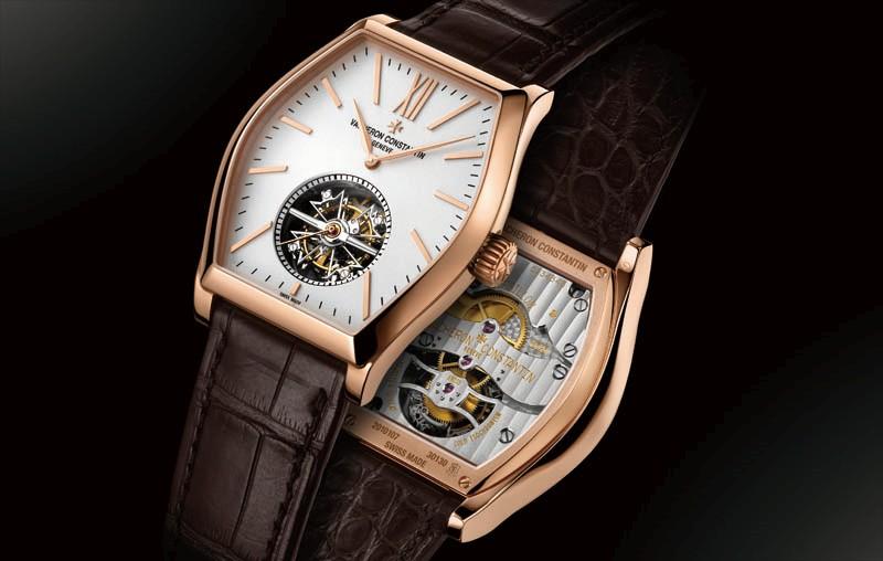 經典有型:Vacheron Constantin Malte馬爾他陀飛輪腕錶與月相動力儲存腕錶
