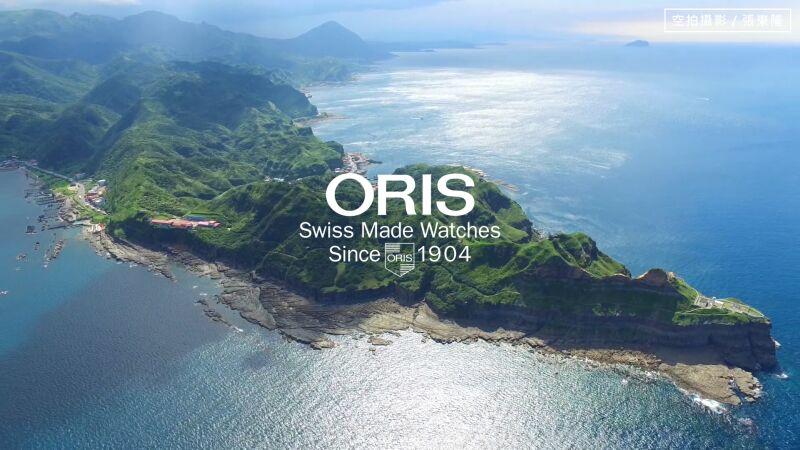 Oris 為信念潛行、為海洋及台灣珊瑚復育而努力