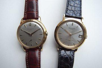 【曾士昕專欄】Patek Philippe百達翡麗初代自動錶
