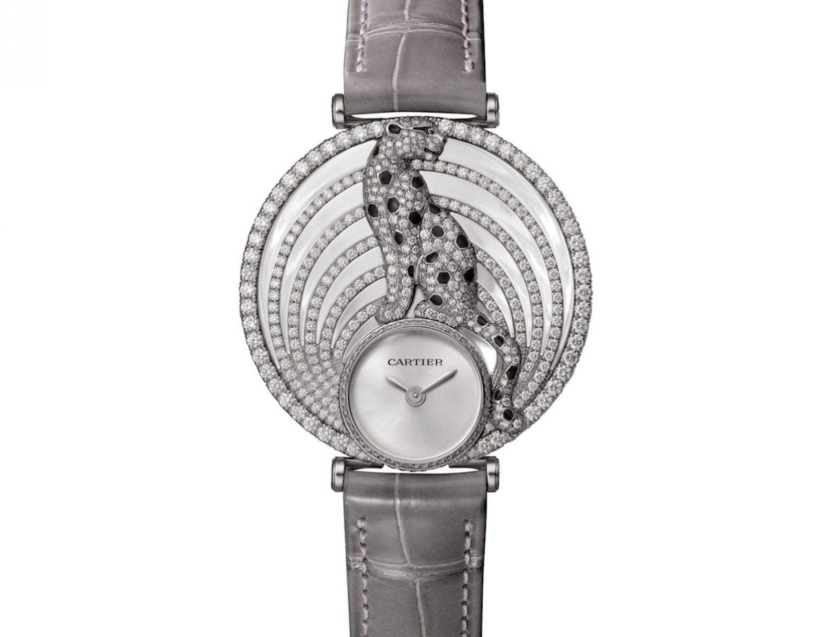 Panthère Royale美洲豹腕錶