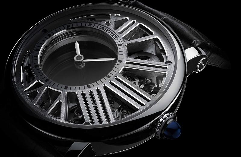 2017卡地亞「珍稀‧時刻」腕錶展8月16日至18日於台北盛大展出