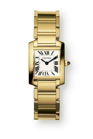 TANK Française 腕錶誕生於1996 年