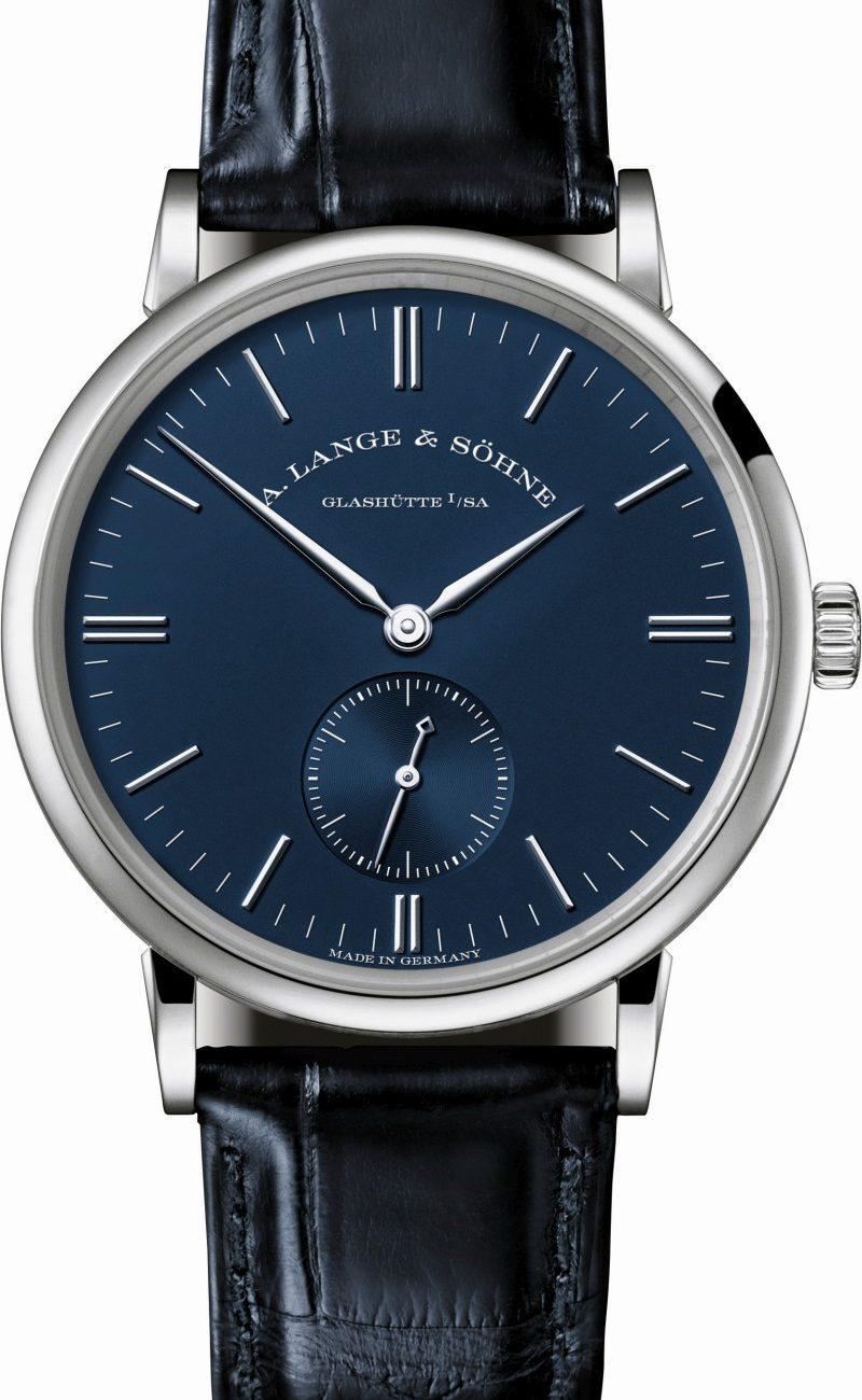 Saxonia 藍色系列