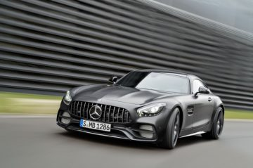 Mercedes-AMG 50週年重砲二連擊:AMG GT C Edition 50與AMG GT Roadster全省AMG旗艦中心獨家搶先預購中