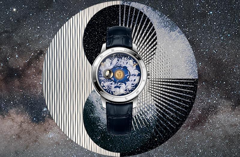 浩瀚宇宙與精密工藝的美妙融合:江詩丹頓天體力學腕錶系列