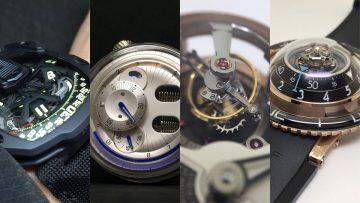 每年此時,把玩獨立品牌時計!