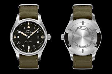 再現傳奇風采:IWC推出馬克十八飛行員腕錶「紀念馬克十一」特別版(型號IW327007)