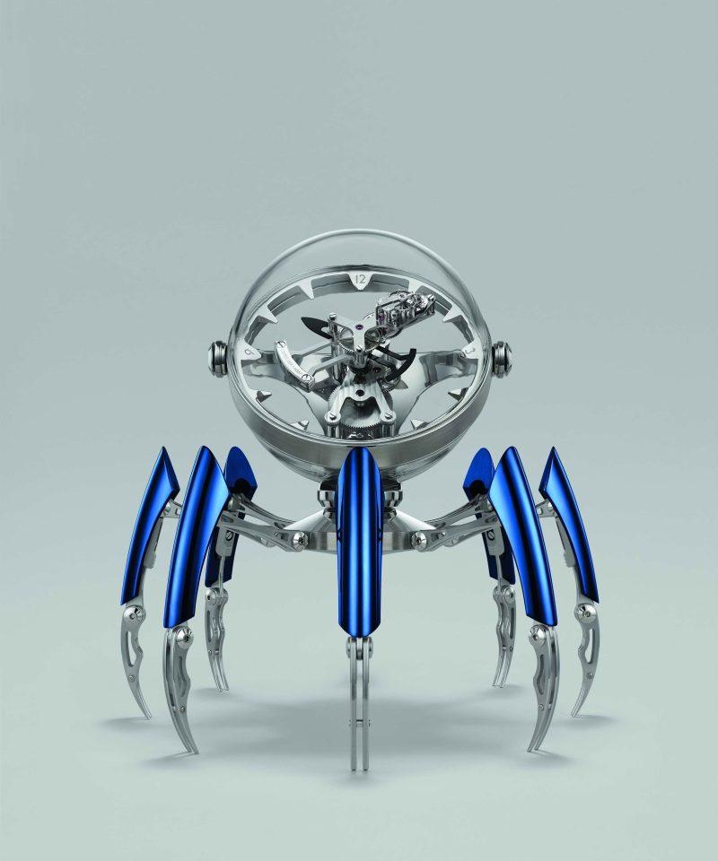 MB&F M.A.D.Gallery Octopod,建議售價NT$1,280,000。