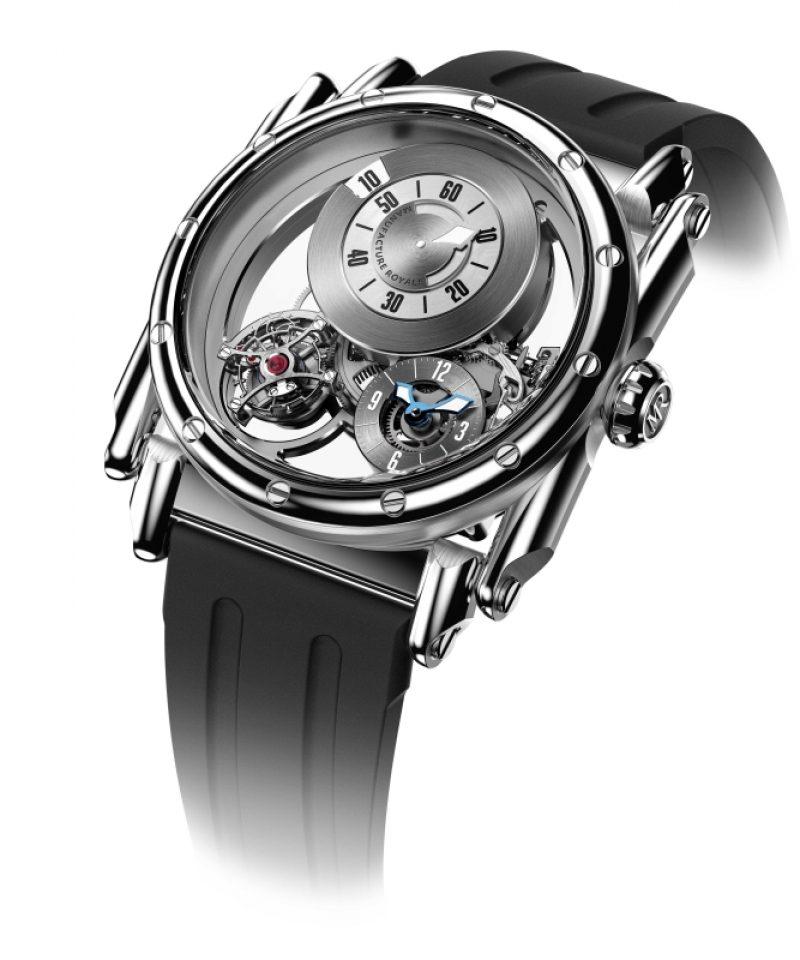 Manufacture Royale ADN腕錶,建議售價NT$3,000,000。