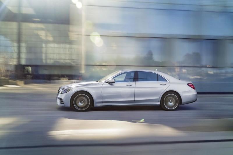 超越百年淬煉:史上最成功大型豪華房車Mercedes-Benz全新S-Class即將與您 心智並馳