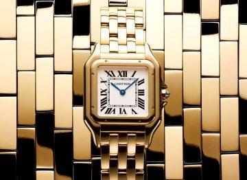 自然與人為的美學之最:Cartier美洲豹與複雜工藝時計(上)