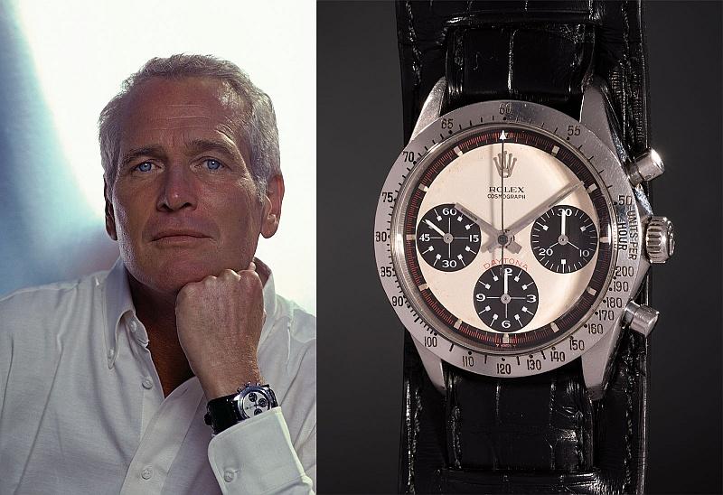 保羅.紐曼的Rolex Daytona Paul Newman將於2017年10月26日在富藝斯紐約腕錶首拍「WINNING ICONS」拍賣
