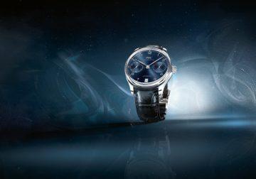 經典藍調:IWC葡萄牙系列自動腕錶與計時腕錶推出藍色面盤款式