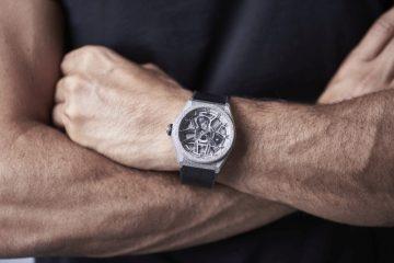 ZENITH推出全世界最精準的機械錶DEFY LAB腕錶
