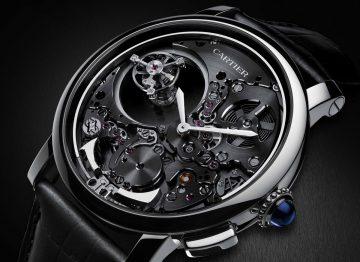 自然與人為的美學之最:Cartier美洲豹與複雜工藝時計(下)