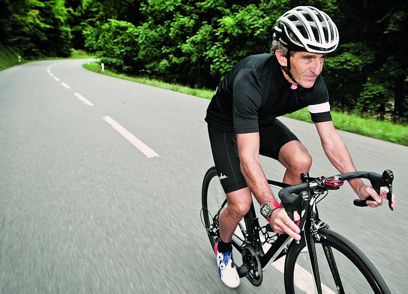 腕上里程表:RICHARD MILLE RM 70-01 Alain Prost 陀飛輪腕錶