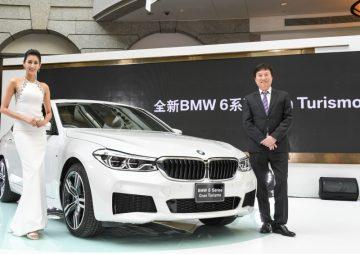 駕馭品味之選:全新BMW 6系列Gran Turismo矚目上市
