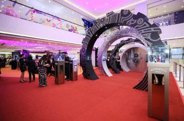 """Franck Muller 慶賀創立25週年,於香港舉辦 """"The Legend of Time"""" 展覽"""