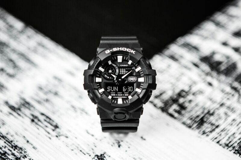 G-SHOCK 35周年第二波聯名錶款正式推出,與紐約藝術家Eric Haze七度攜手合作