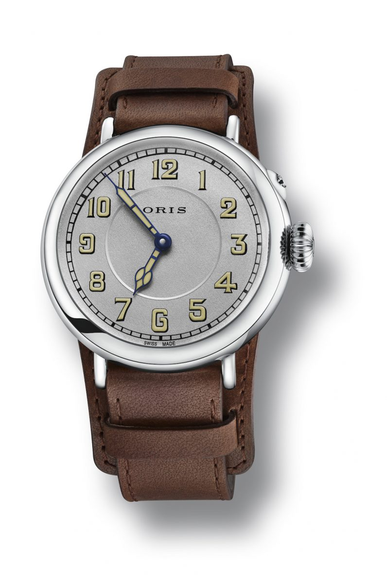 ORIS Big Crown 1917限量錶,參考售價 NTD 68,000。