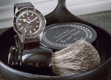 航向復古錶海:Rado雷達表全新皓星系列庫克船長腕錶