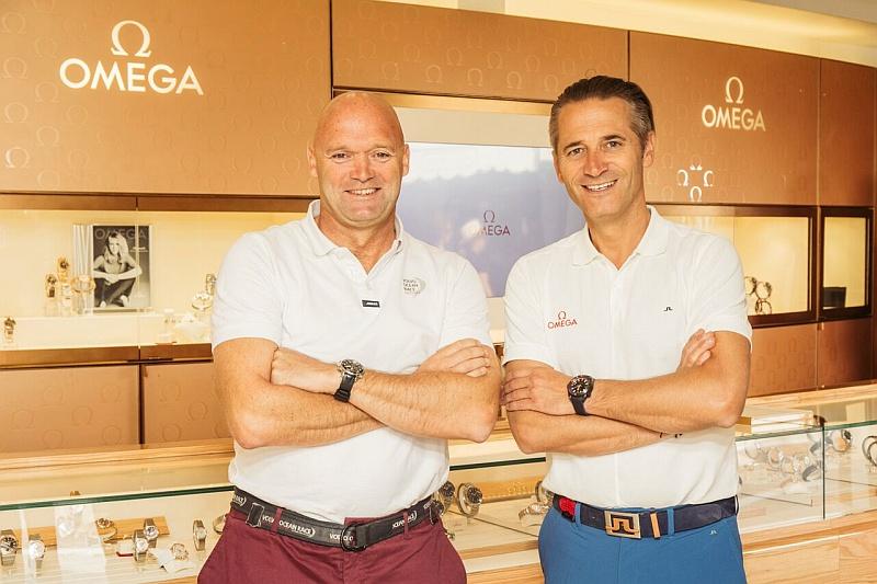 歐米茄成為Volvo Ocean Race 環球帆船賽官方指定計時廠商