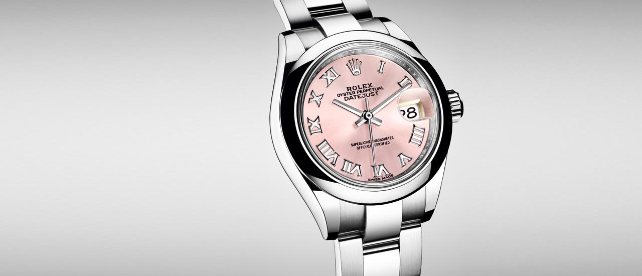 經典雋永:Rolex Oyster Perpetual Lady-Datejust 28蠔式恒動女裝日誌型28