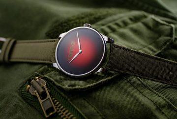 追本溯源: 亨利慕時H. Moser & Cie. 發表 Venturer XL Concept Stoletniy Krasniy限量版腕錶