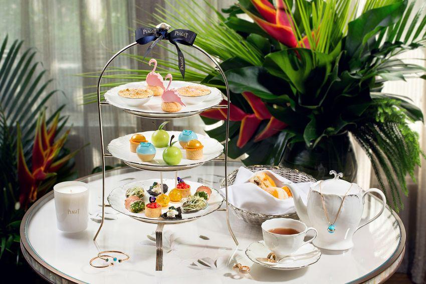 享樂人生感性創作 伯爵邀約下午茶