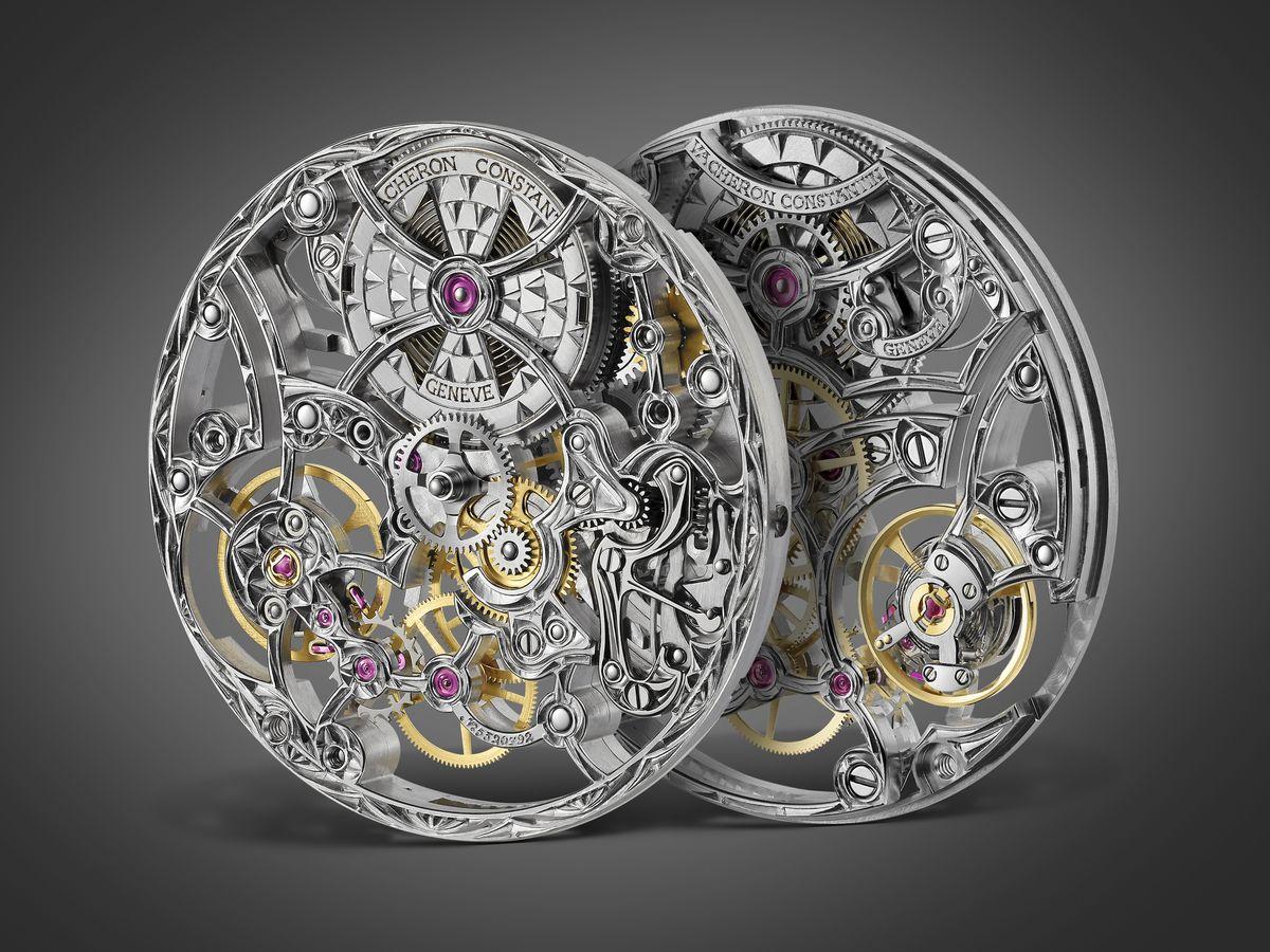【腕錶指南】透視的技藝:鏤空錶(頂級工藝)