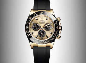 注定與速度比拼的腕錶:勞力士推出新款Oyster Perpetual Cosmograph Daytona蠔式恒動宇宙計型迪通拿腕錶