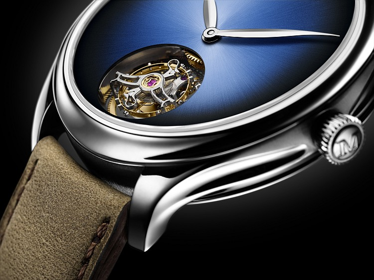 【2018 Pre-SIHH】H. Moser & Cie Endeavour Tourbillon Concept亨利慕時勇創者陀飛輪概念腕錶
