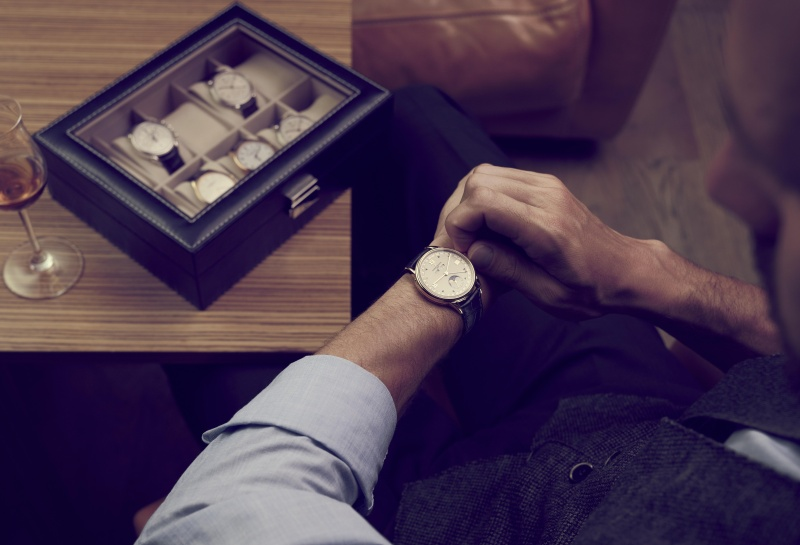 江詩丹頓推出 Historiques Triple calendrier三重日曆 1942 及1948 兩款全新全日曆腕錶