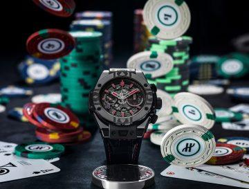 出神入化,登峰造極:Hublot Big Bang Unico Ceramic WPT 世界撲克巡迴賽限量腕錶至尊登場