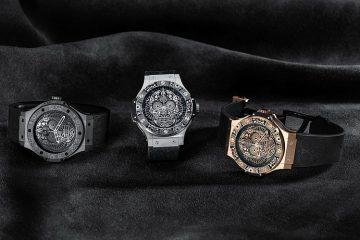 以前衛創新設計銘記生命美好時刻:Hublot Big Bang Calaveras墨西哥骷髏圖騰腕錶