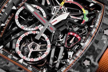 【腕錶指南】透視的技藝:鏤空錶(複雜功能)
