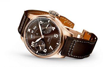 IWC萬國錶推出全新飛行員系列腕錶