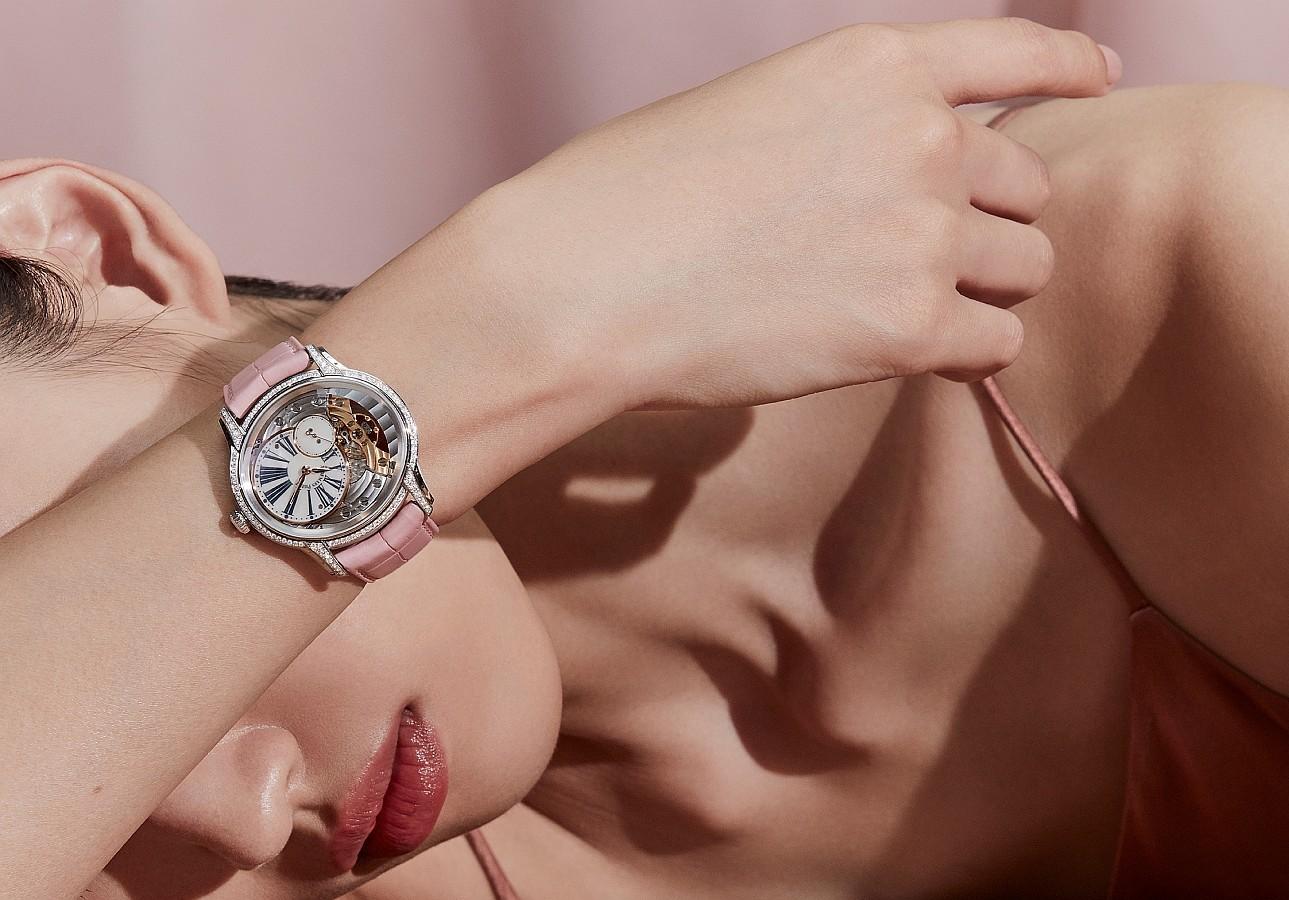 Audemars Piguet愛彼Milleanry千禧系列新色錶帶登場